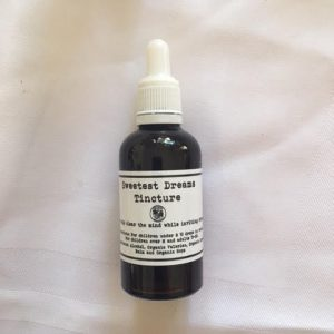 Sweetest Dreams Tincture